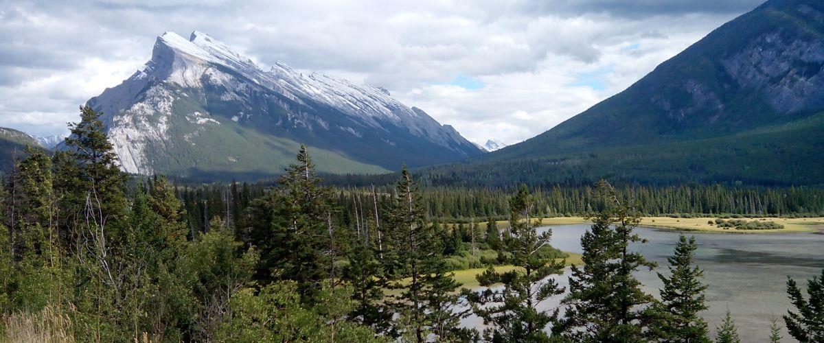 Banff, Canada, Sept 2014